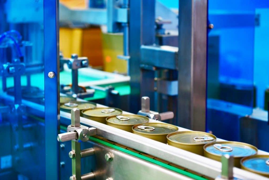 élelmiszeripari gépek felügyelete