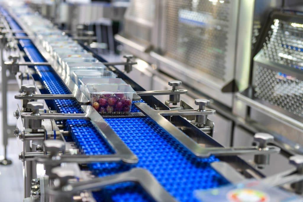 élelmiszeripari gép felügyelet figyelés ellenőrzőrendszerek