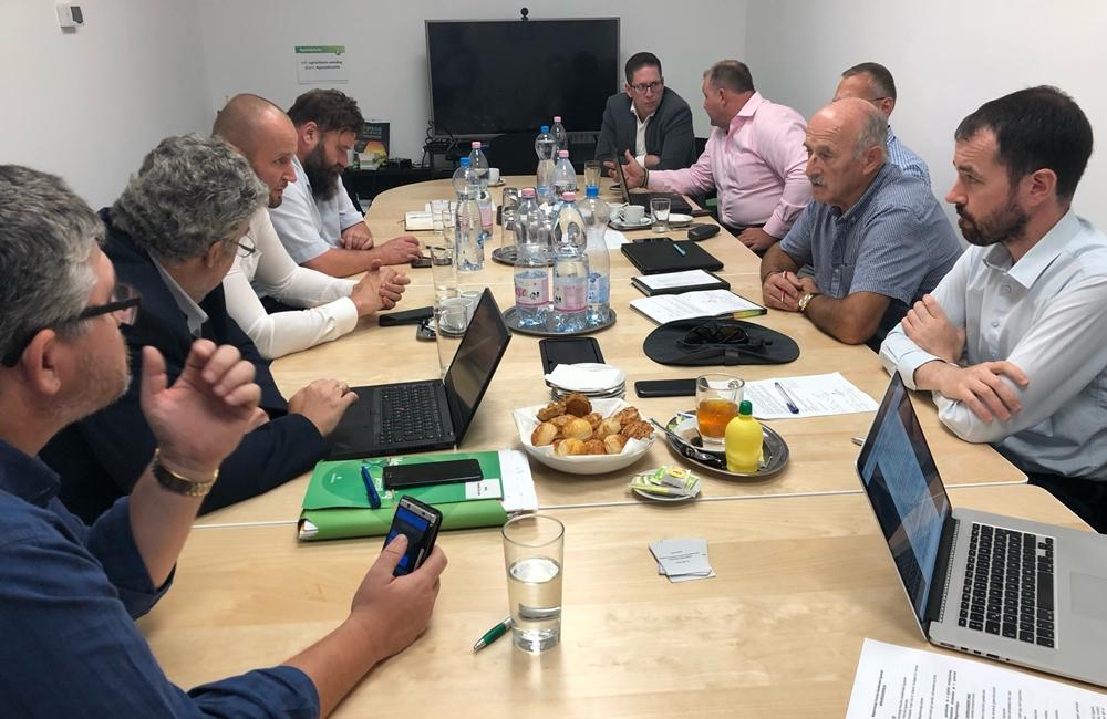 Az OkosFarm vezetője is képviselteti magát a Magyarországi Precíziós Gazdálkodási Egyesületben
