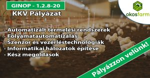 Neked is lehet okos farmod! – Széchenyi 2020 pályázat
